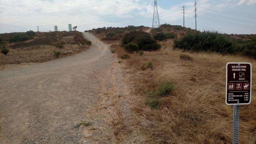 Rim Trail, Mission Trails Regional Park, San Diego
