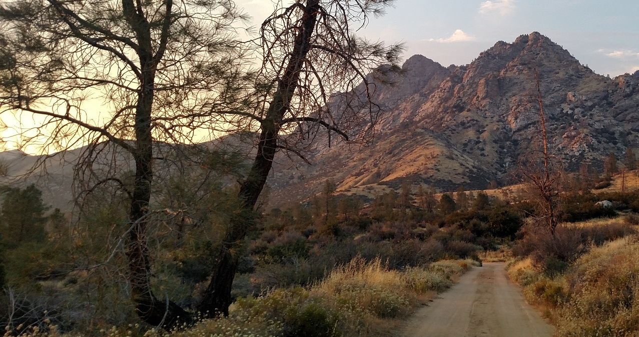 Rincon Trail, Sequoia National Forest, CA