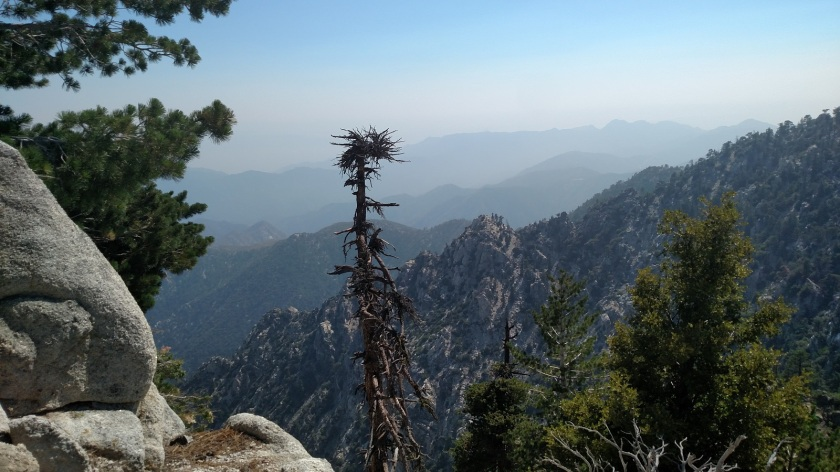 Twin Peaks, Angeles National Forest, CA