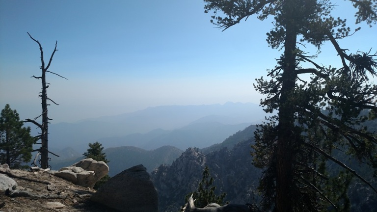 Twin Peaks, San Gabriel Mountains, CA