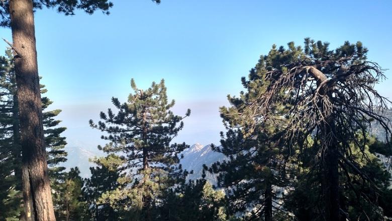 Triplet Rocks, San Gabriel Mountains, CA