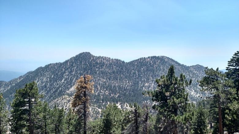 Twin Peaks, San Gabriel Mountains, CA