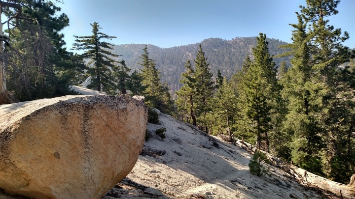 Twin Peaks Trail, Angeles National Forest, CA