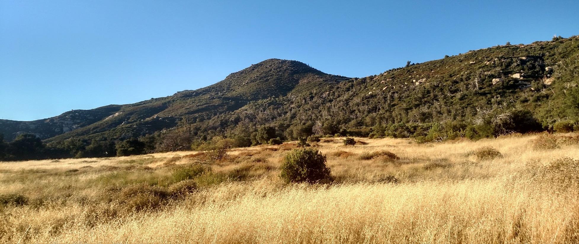 Cuyamaca Peak, Cuyamaca Rancho State Park