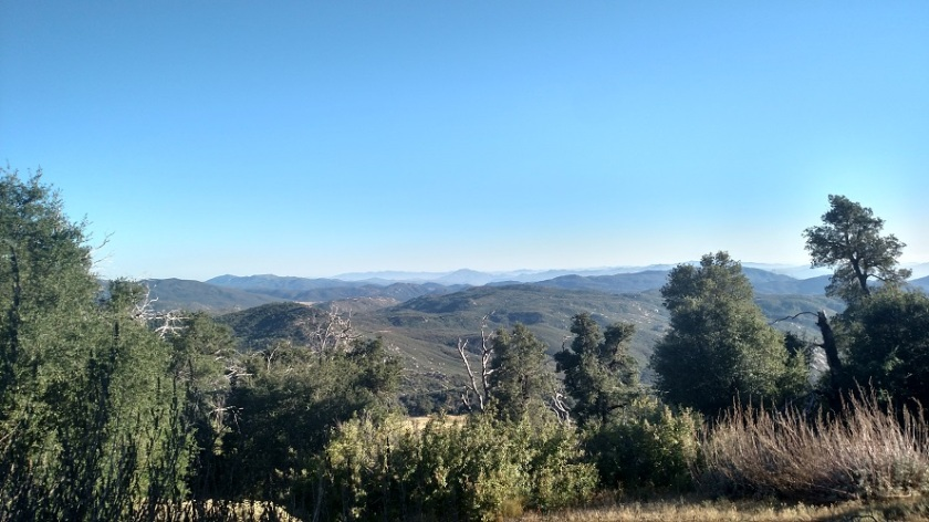 Cuyamaca Rancho State Park, San Diego County, CA