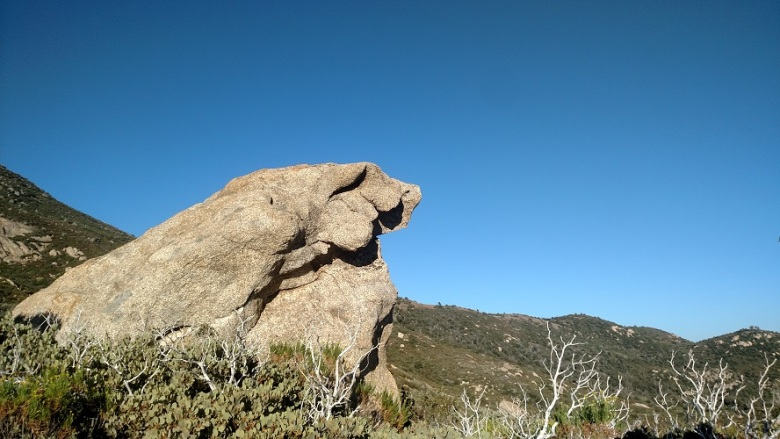 Arroyo Seco Trail, Cuyamaca Rancho State Park, CA