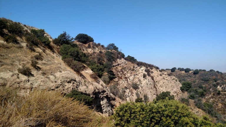 Newhall Pass Open Space, Santa Clarita Valley, CA