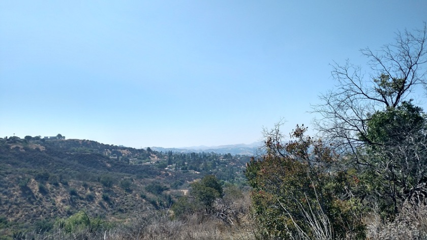 West Mulholland Trails, Santa Monica Mountains, CA