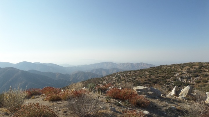Bare Mountain, Angeles National Forest, CA