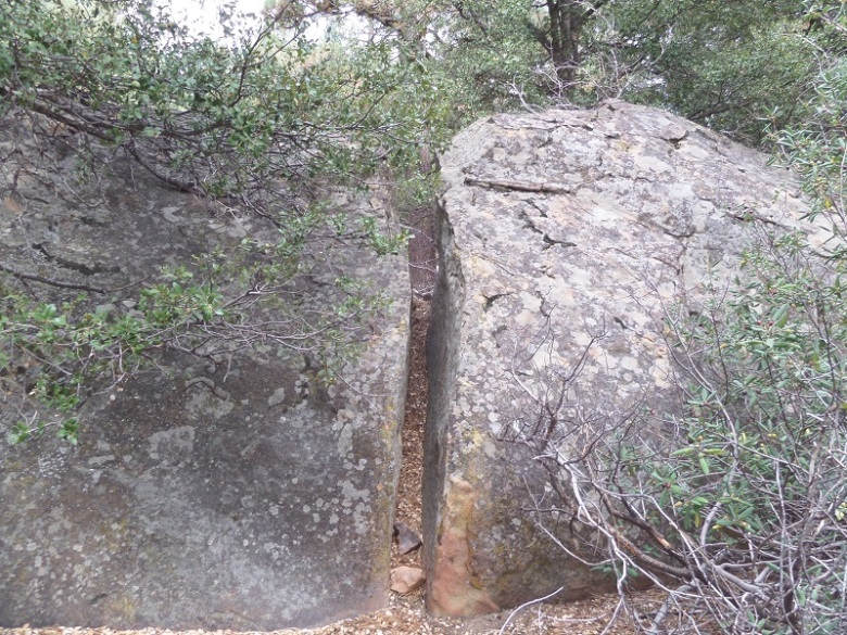 Chorro Grande Trail Camp, Los Padres National Forest, CA