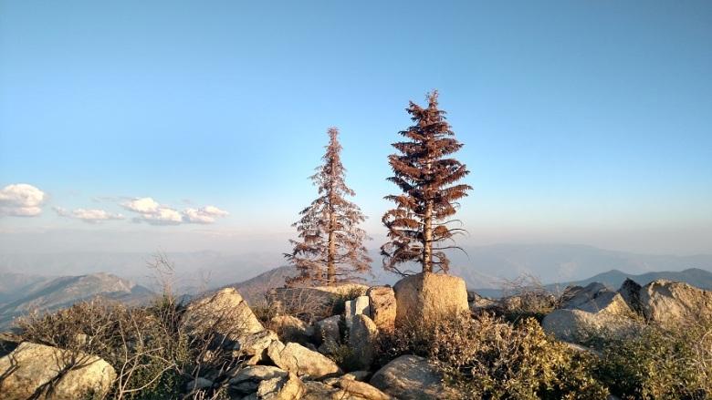 Sunday Peak, Kern County, CA