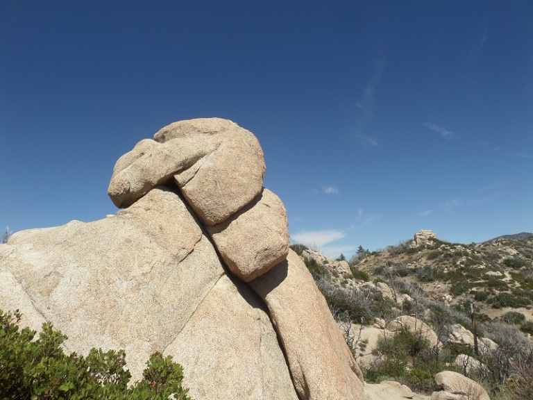 Silver Moccasin Trail, Angeles National Forest, CA