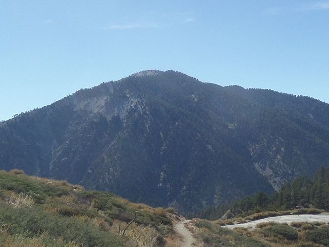 Mt Baden Powell, Angeles National Forest, CA