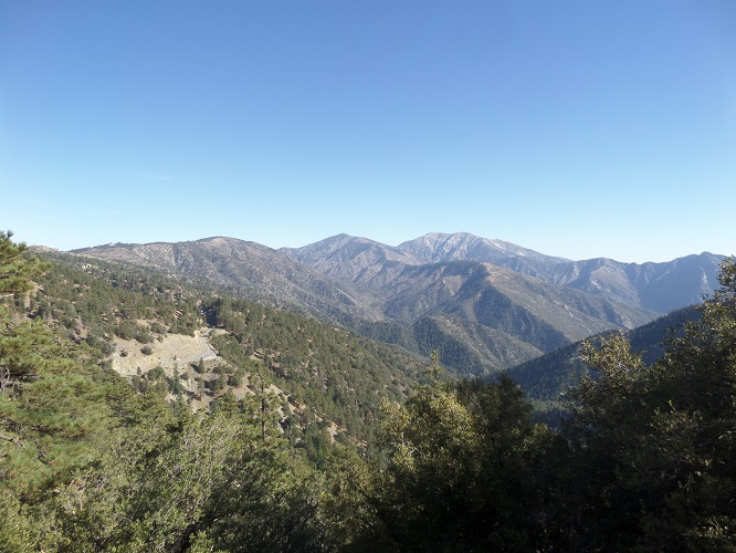 Mt. Baldy, Angeles National Forest, CA