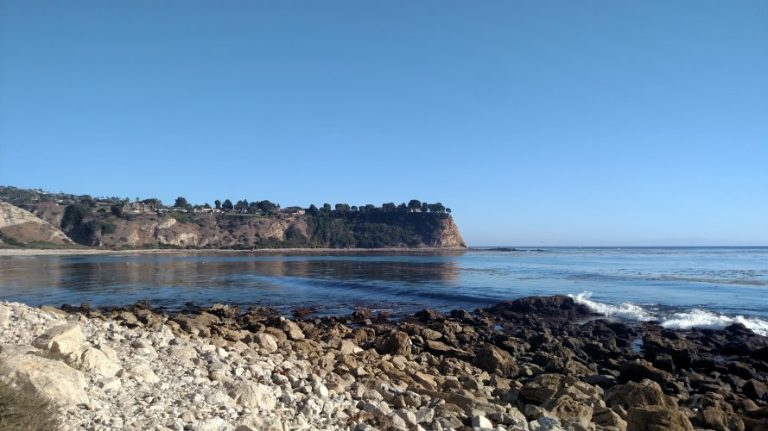 Lunada Bay, Palos Verdes Shipwreck Trail