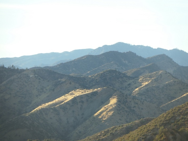 Deal Canyon Trail, Los Padres National Forest