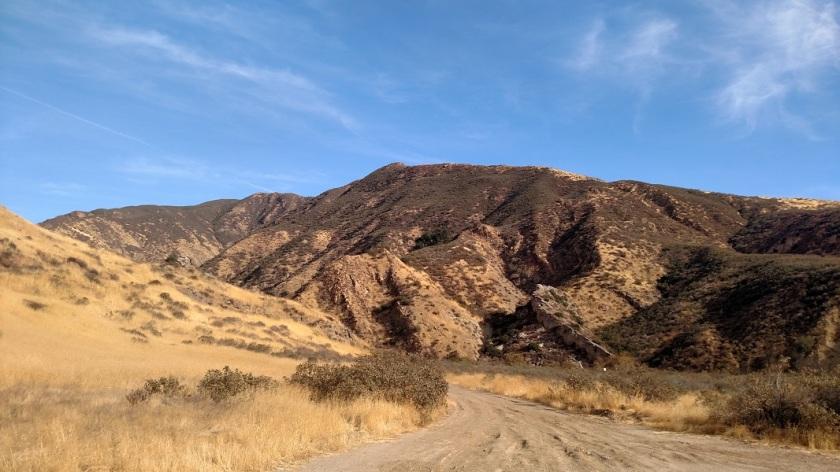 Fish Canyon Narrows, Castaic, CA