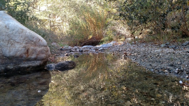 Fish Canyon Narrows, Angeles Nationanl Forest, CA
