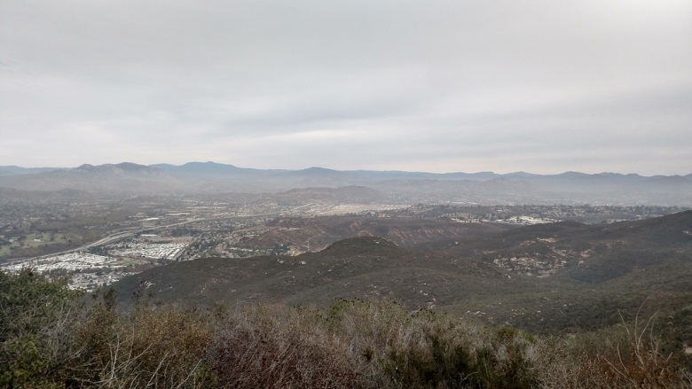 Pyles Peak, San Diego, CA