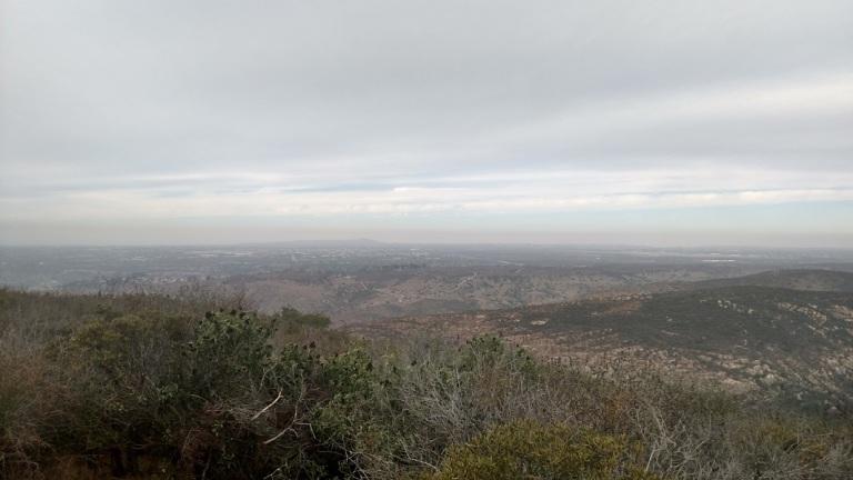 Pyles Peak, Mission Trails Regional Park, San Diego, CA