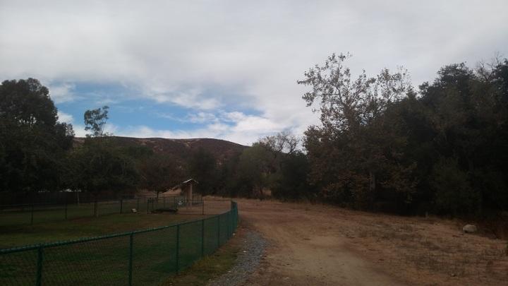 Ramona Peak hike, San Diego County, CA