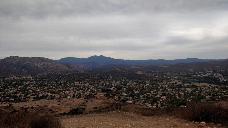 Ramona Peak, San Diego County, CA