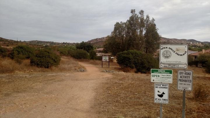Simon County Preserve, Ramona, CA