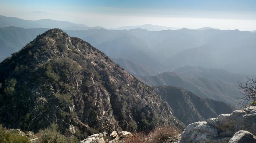 Rattlesnake Peak, Angeles National Forest, AC