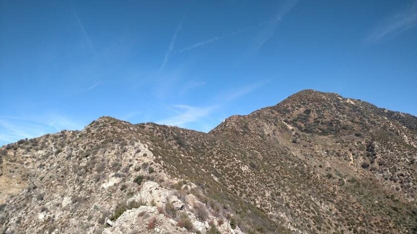 Rattlesnake Peak, Angeles National Forest