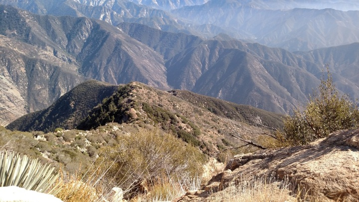 Rattlesnake Peak, Angeles National Forest