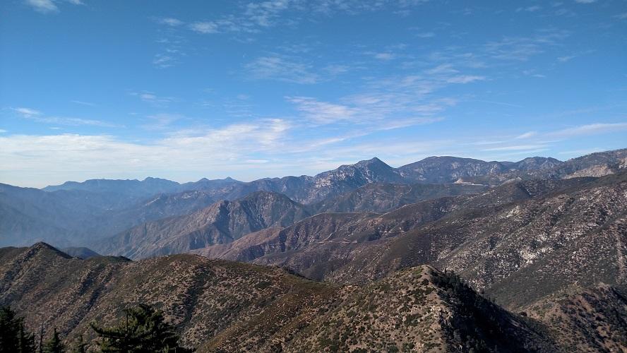 Rattlesnake Peak, Angeles National Forest, CA