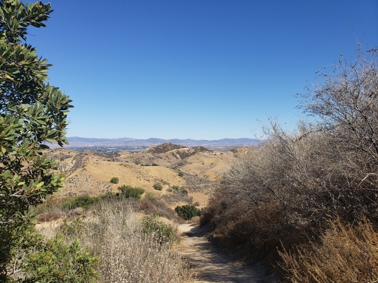 Canyon View Loop, Towsley Canyon, Santa Clarita, CA