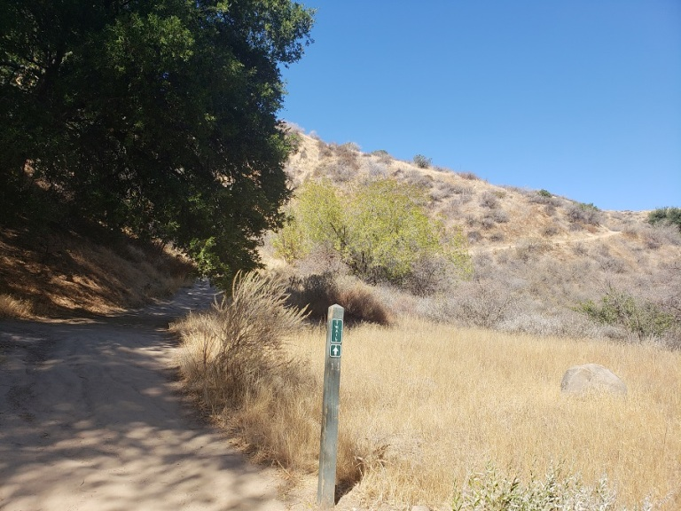 Canyon View Loop, Towsley Canyon Park