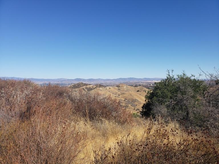 Canyon View Trail, Towsley Canyon, Santa Clarita, CA