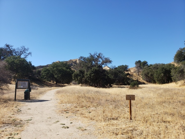 Rivendale Open Space, Santa Clarita, CA