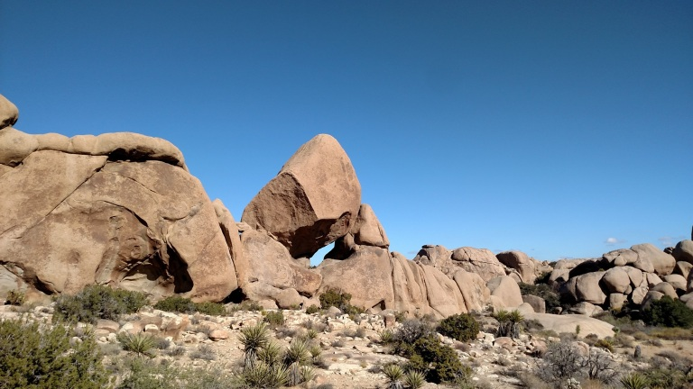 Split Rock Trail, Joshua Tree National Park