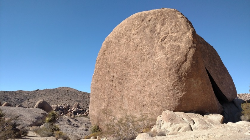 Split Rock, Joshua Tree National Park