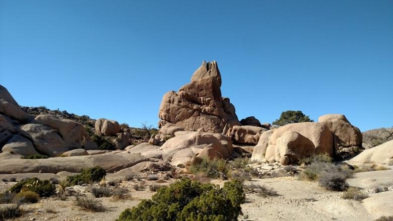 Split Rock Loop Trail, Joshua Tree, CA