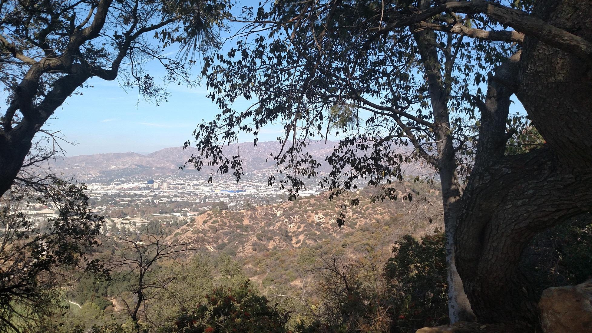 Suicide Trail, Griffith Park, Los Angeles