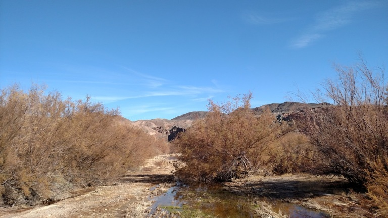 Afton Canyon, Baker, CA