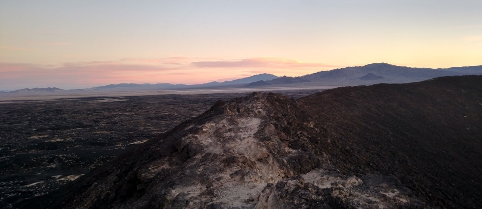 Amboy Crater, CA