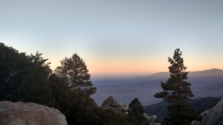 Desert View State Park, Mt. San Jacinto, CA