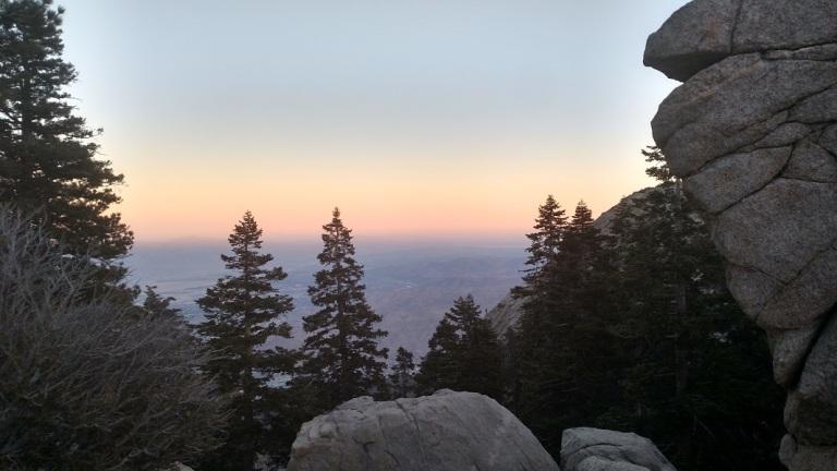 Desert View Trail, Mt. San Jacinto State Park, CA