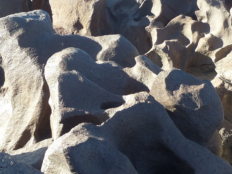 Fossil Falls, Inyo County, CA
