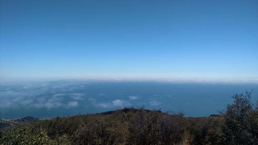 Gaviota Peak, Santa Barbara, CA