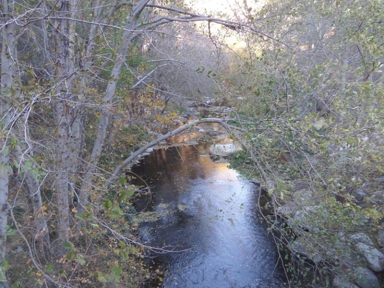 West Fork, San Gabriel River