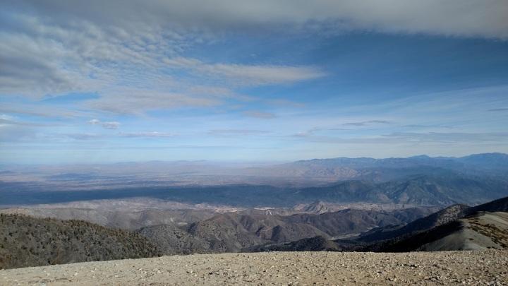 Summit of Mt. Baldy, CA