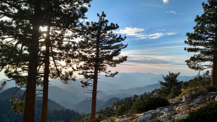 Old Mt. Baldy Trail