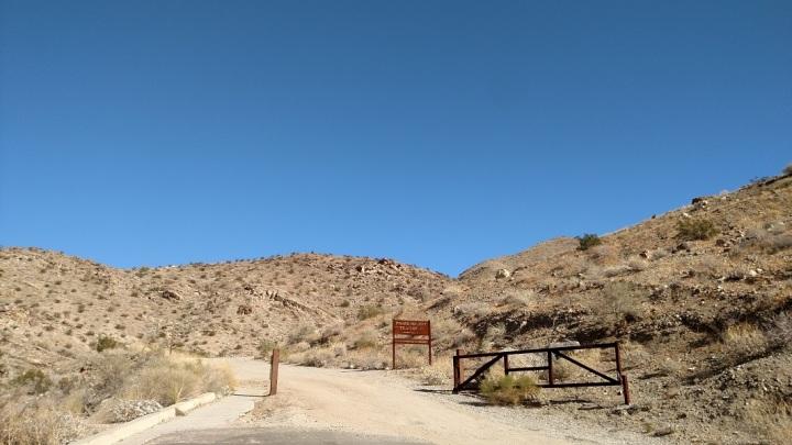 Frank Bogert Trail Head, Murray Hill, Palm Springs, CA
