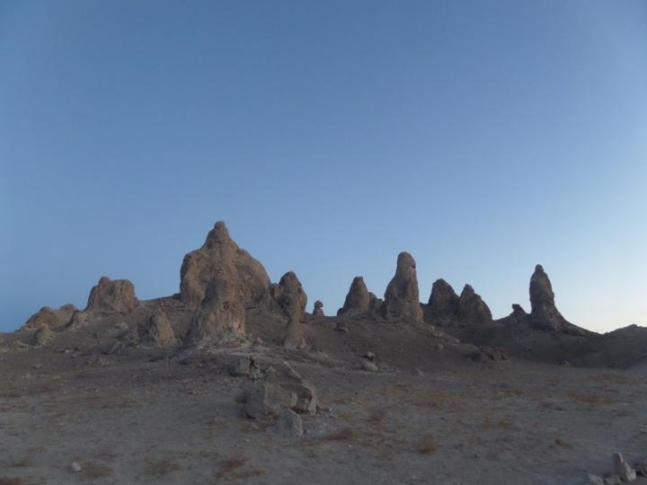 Trona Pinnacles, CA
